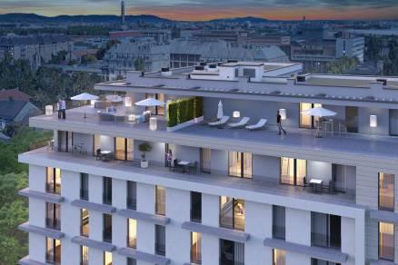 Budapesti lakás eladó, Tisztviselőtelepen, Bíró Lajos utca 64., új építésű