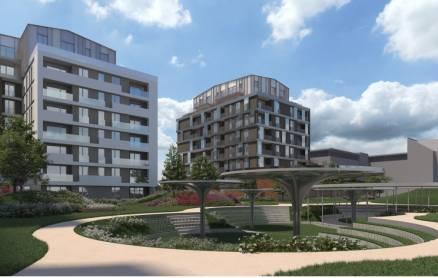 Új Építésű lakás eladó Budapest, Angyalföld Szobor utca 2., 45 négyzetméteres