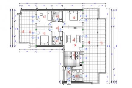 Eladó új építésű lakás Csúcshegyen, Kocsis Sándor út 6., 3+1 szobás