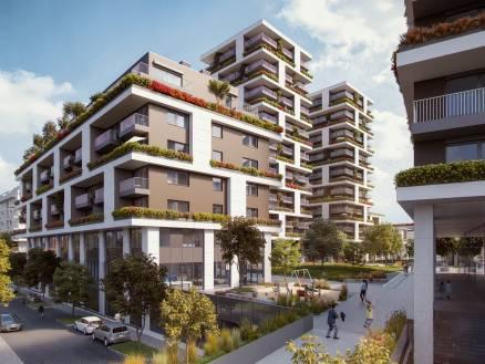 Új Építésű lakás eladó Budapest, Újpest Attila utca 14-18., 46 négyzetméteres