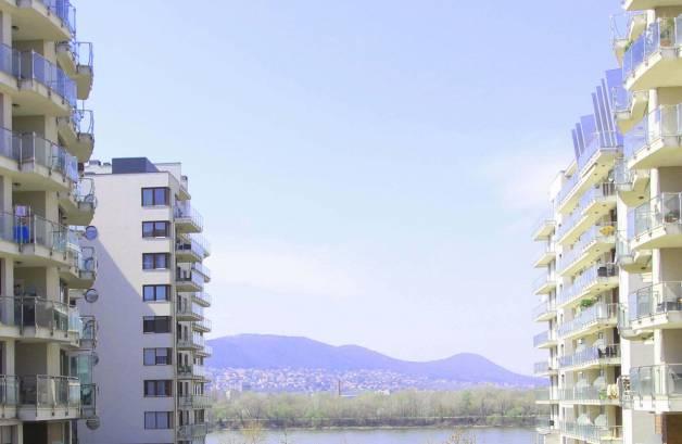 Budapesti lakás eladó, Vizafogón, Úszódaru utca 5., új építésű