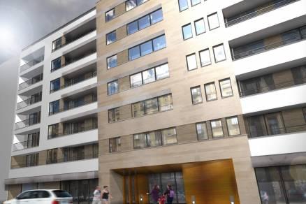 Eladó lakópark Erzsébetvárosban, a Csengery utcában 22-ben
