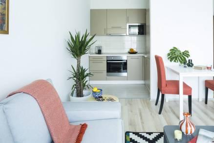 Új Építésű lakás eladó Budapest, Angyalföld Madarász Viktor utca 38., 30 négyzetméteres