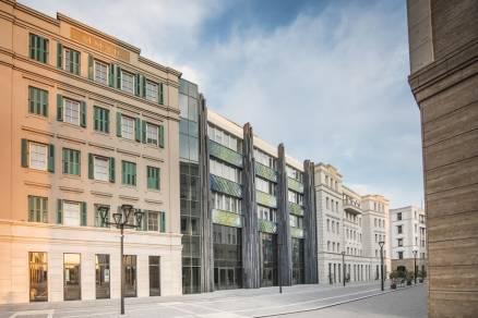 Biatorbágyi új építésű lakás eladó Sasbérc út 1-ben, 72 négyzetméteres