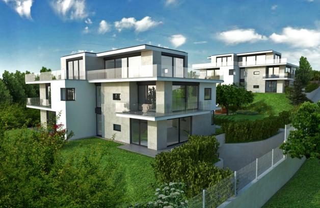 Budapesti lakás eladó, Testvérhegyen, Erdőalja út 85., új építésű