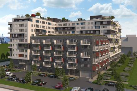 Budapesti új építésű eladó lakás, Ferencvárosban, Mester utca 85.
