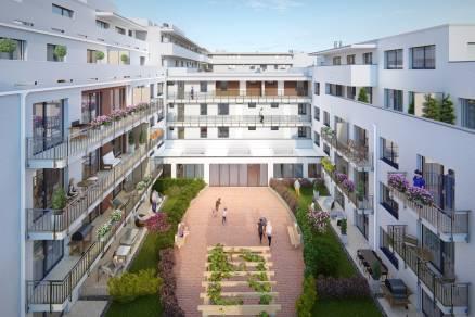 Eladó lakópark Alsórákoson, a Bosnyák utcában 14-ben
