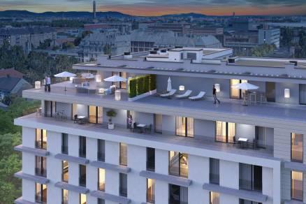 Budapesti új építésű eladó lakás, Tisztviselőtelepen, Bíró Lajos utca 64.