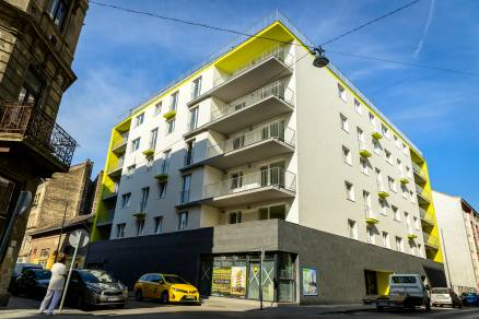 Eladó lakás Budapest, Józsefváros, Magdolna utca, 38., új építésű