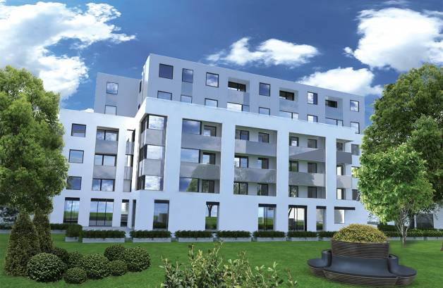Új Építésű lakás eladó Budapest, Istvánmező Ilka utca 3., 85 négyzetméteres