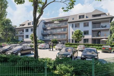 Eladó 2 szobás új építésű lakás Fonyód, Bartók Béla utca 20.