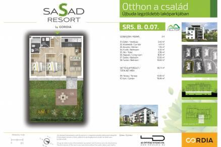 Budapesti új építésű eladó lakás, Spanyolréten, Felső határút 4.