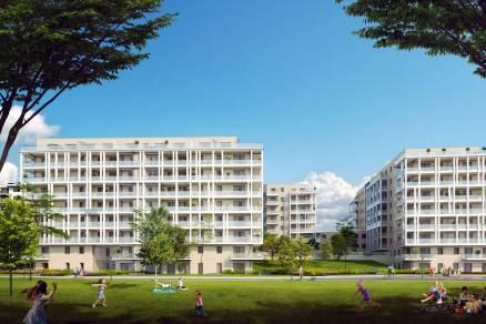 Budapesti új építésű eladó lakás, Vizafogón, Meder utca 6.