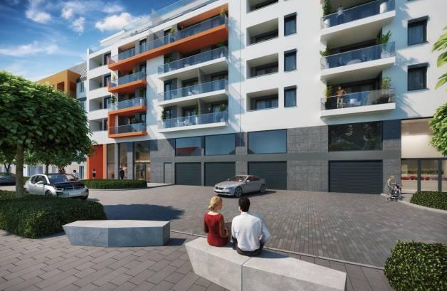 Eladó lakás Budapest, Angyalföld, Lehel utca, 25., új építésű
