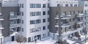 Eladó új építésű lakás Alsórákoson, Bosnyák utca 14., 1 szobás